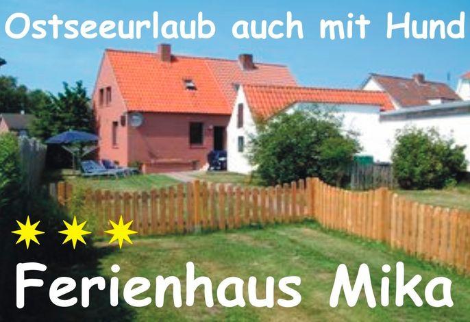 Ferienhaus Mika - Urlaub auch mit Hund
