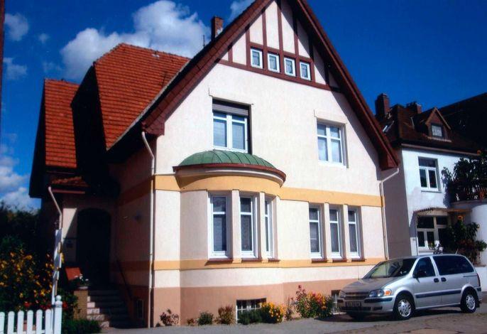 Villa Kuchenbecker Appartement oben