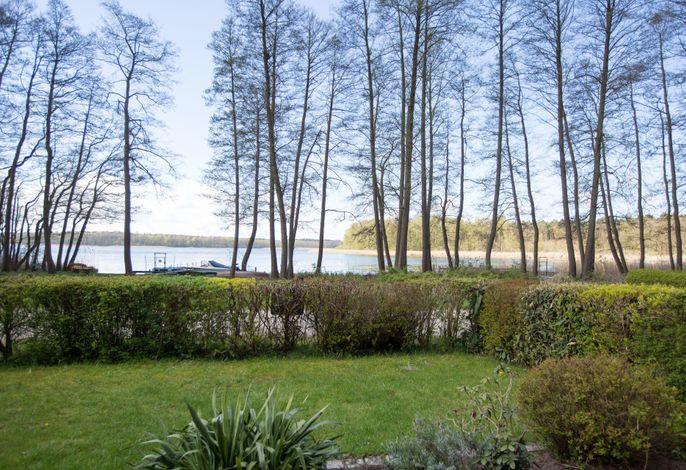 Ferienhaus Seeblick am Jabeler See mit Sauna