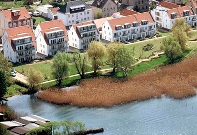 Ferienwohnung Am Seeufer - exklusiv am Ufer der Müritz!