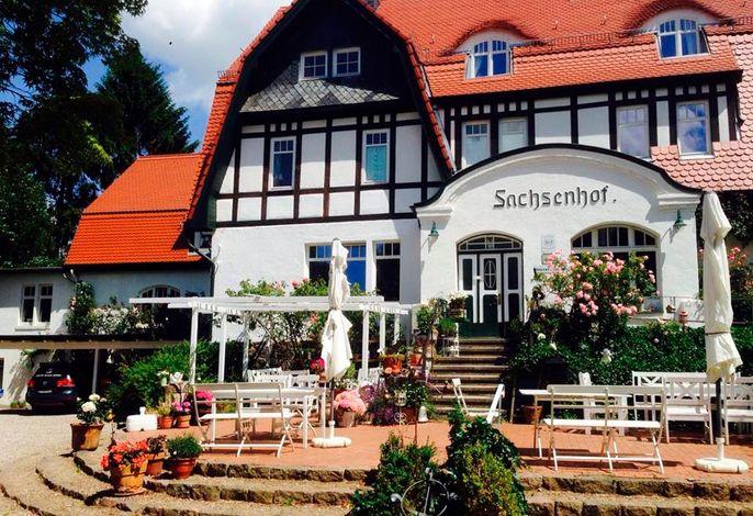 romantische Ferienwohnung Sachsenhof 2