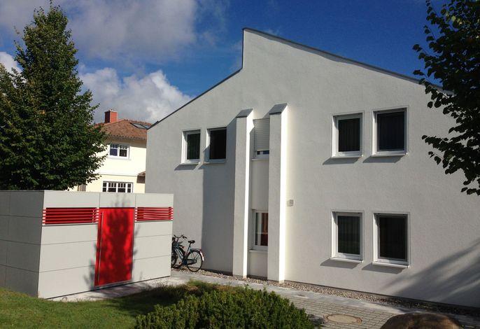 Ferienhaus Amselstern, zentral in Binz mit Sauna