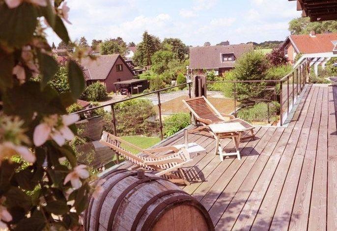 Ferienhaus mit Kamin und Sauna Ostsee Südstrand
