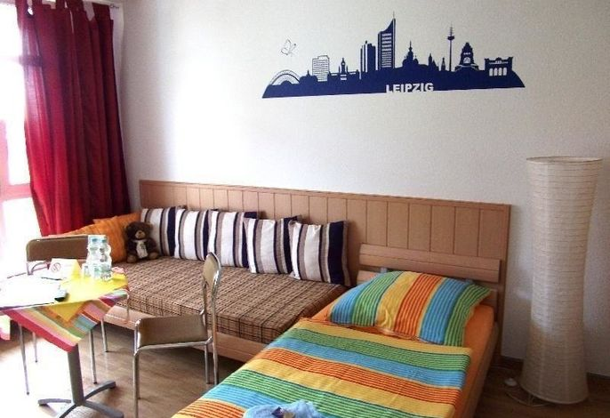 Ferienapartment Leipzig-Plagwitz