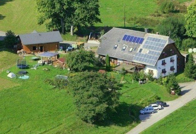 Ferienhof Gerda - Ferienwohnung Storchennest