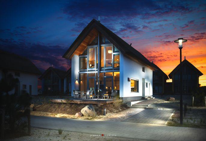 Ostsee - Reetdachhaus Nr. 13