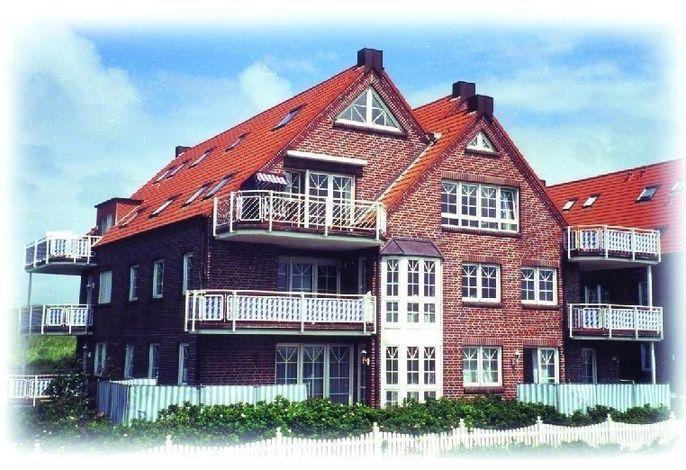 Inselresidenz Wattenmeer Wo.3