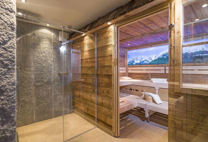 Chalet / Apartment Deluxe im Gartenhotel Rosenhof bei Kitzbühel