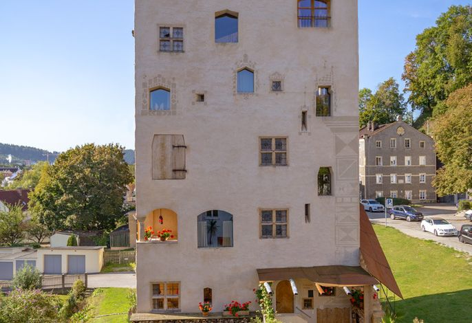 Freiherrnstubn im Turm zu Schloss Schedling
