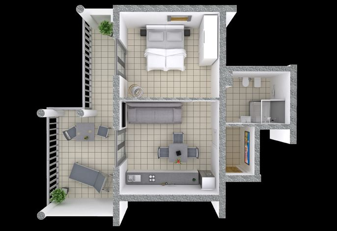 mk | apartments nin Wohnung 5