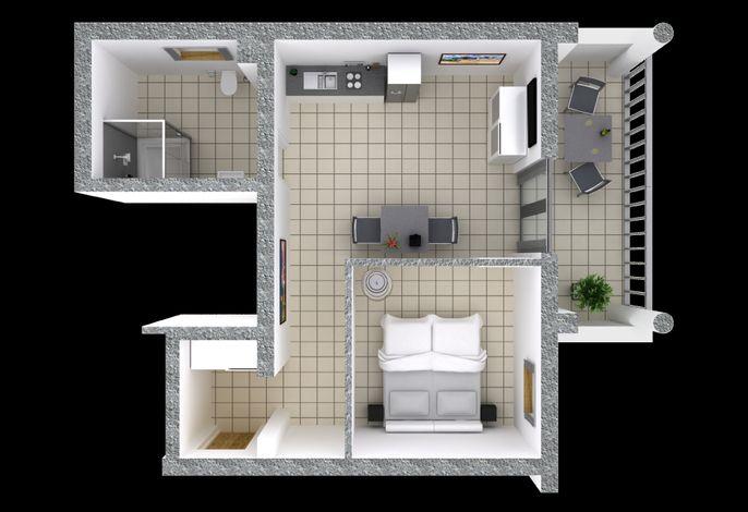 mk   apartments nin Wohnung 6