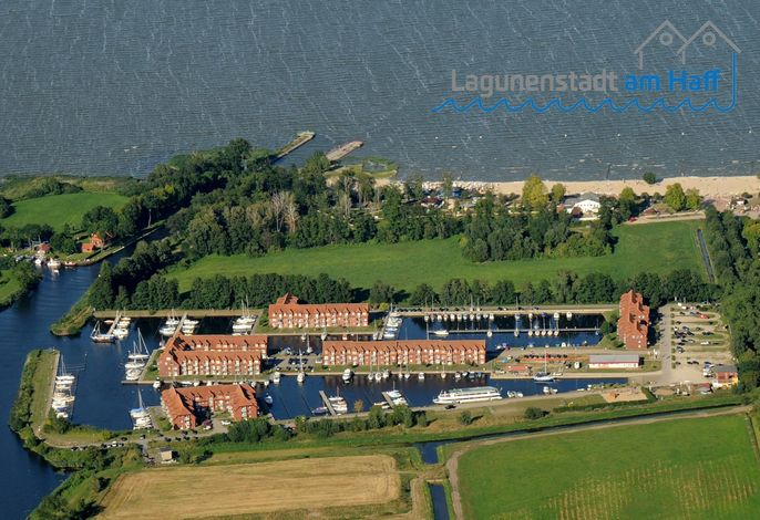 Lagunenstadt am Haff Fewo 125 - Yarn
