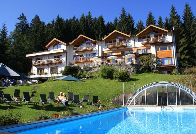Chalet Villa Rosa im Gartenhotel Rosenhof bei Kitzbühel