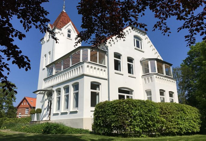 Villa Baltica - Garten-Appartement