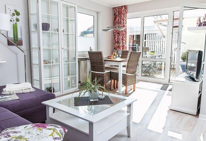 M4 - Apartmenthaus Marienburger Str. 4 - FERIENDOMIZIL HOLLICH