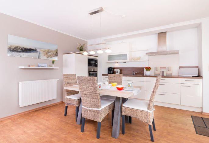 M5 Bungalow - Apartmenthaus Marienburger Str. 4 - FERIENDOMIZIL HOLLICH