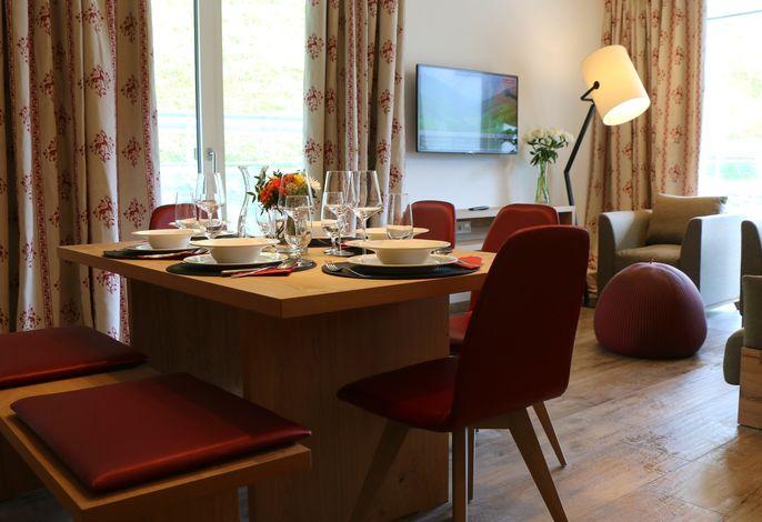 Adler Resort - 3 Raum Komfort Appartement