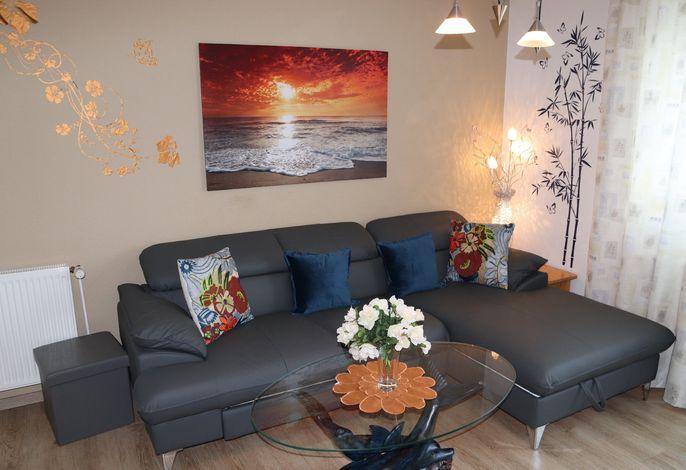 Haus Meeresbrise - Whg. 12 gemütliche Wohnung in Südlage - in der Nebensaison schon ab 1 Übernachtung buchbar!