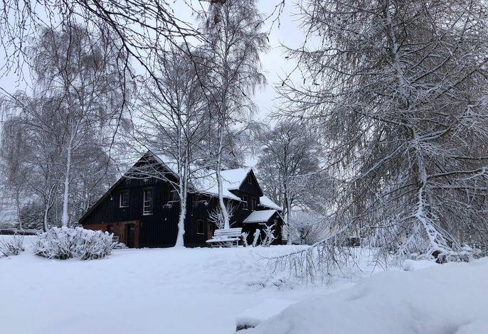 Berghütte Vogtland