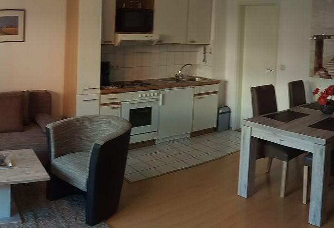 Laboe-Appartement im Kapitänshaus