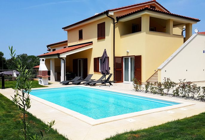 Villa Banjole 4-Sterne****+Private POOL