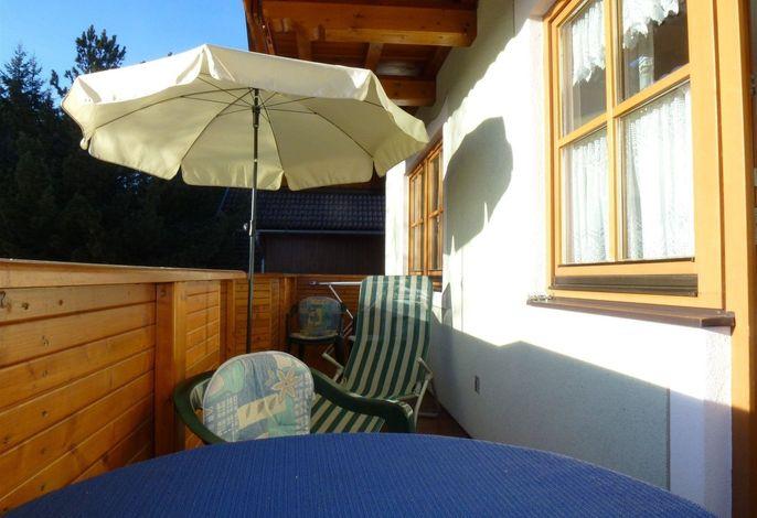Gästehaus Jäger - Ferienwohnung 1