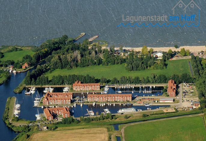 Lagunenstadt am Haff Fewo 102 - Baas