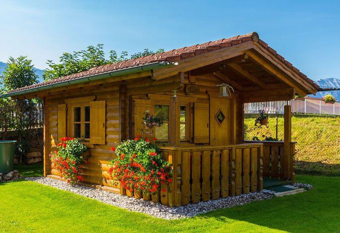 Gästehaus Karwendelblick - Ferienwohnung/Parterre