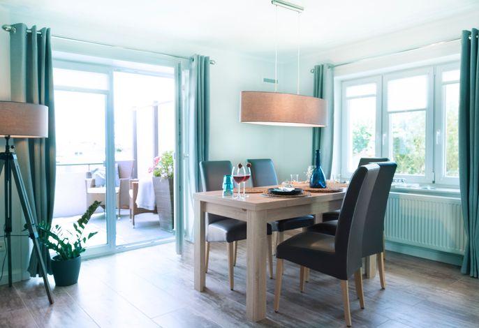 Freie Sicht - Haus am Wattenmeer Silbermöwe
