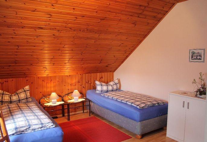 Komfort-Ferienwohnung BURCK  97 qm , 3 Schlafzimmer, 2 WC