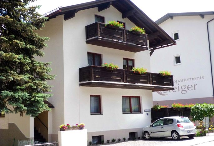 Haus Marina Apartment Edelweiss mit Gratis Eintritt Alpentherme