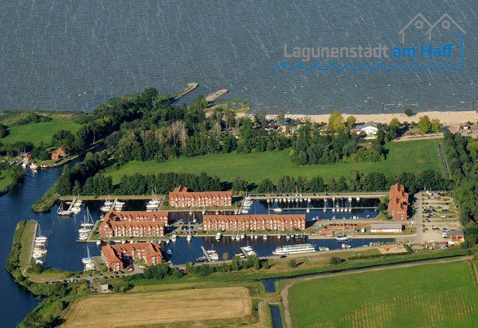 Lagunenstadt am Haff Fewo 207 - Ducht
