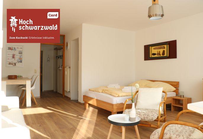 Ferienwohnung Schwarzwaldtraum - 2Zi. - Feldberg