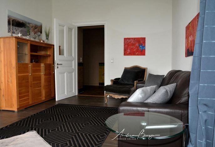 Villa Emilie, Wohnung