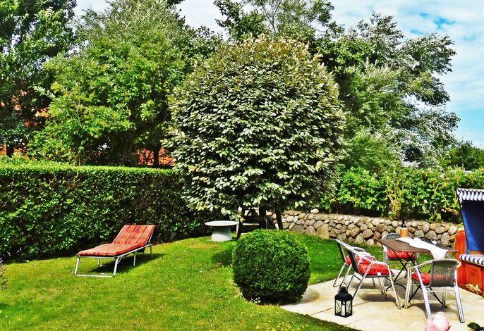 Ferienwohnung auf Sylt Sylter Deichwiese /Garten/ 3 Schlafzimmern