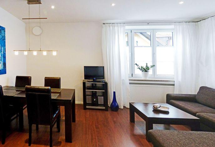 Ferienwohnung Am Kurpark - Wohnung 1, 60qm - Garmisch-Partenkirchen / Zugspitzland