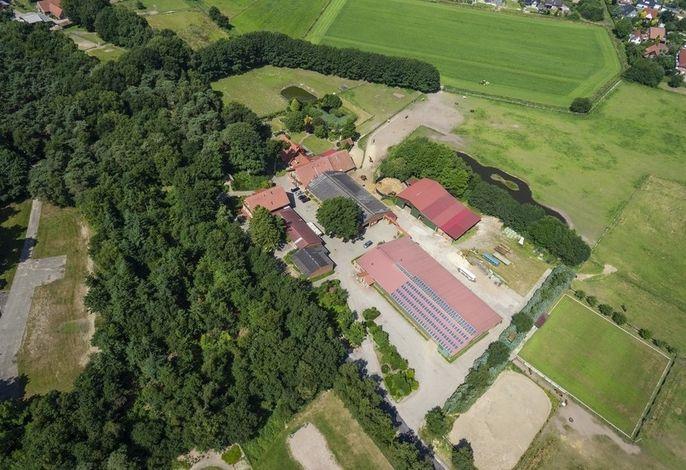 Familienhof Brüning - Doppelzimmer Waldesruh II - Meppen / Weser-Ems