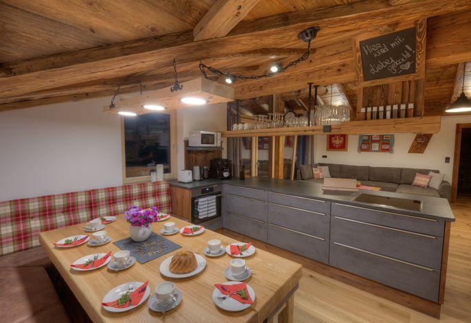 Alpen Chalet Wohnung