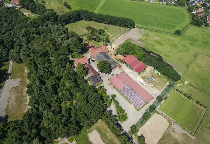 Familienhof Brüning - Terrassenwohnung - Meppen / Weser-Ems
