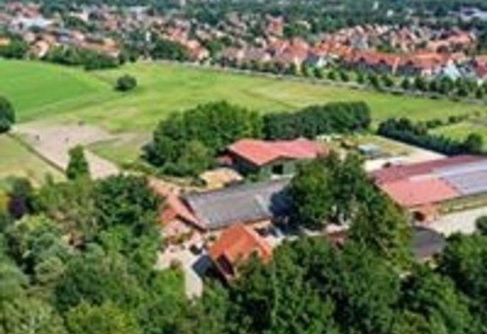 Familienhof Brüning - Doppelzimmer Hofblick 1 - Meppen / Weser-Ems