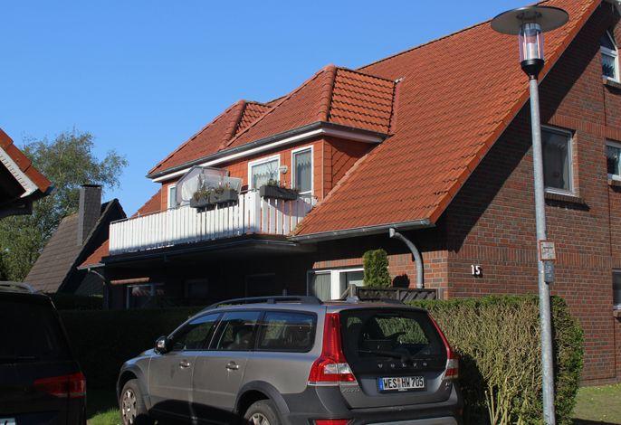 Ferienwohnung Willi Wattwurm Am Harlebogen 13 Whg.