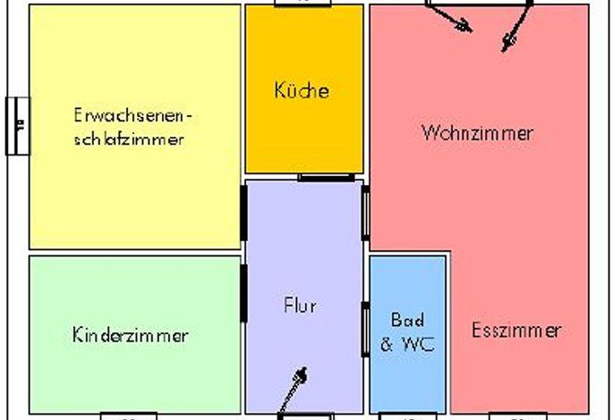 Ferienhaus Carolinenhof 9