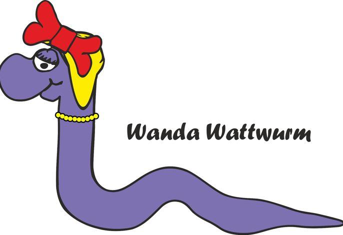 Ferienhaus Wanda Wattwurm