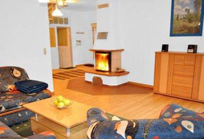 Komforthaus offener Wohnbereich