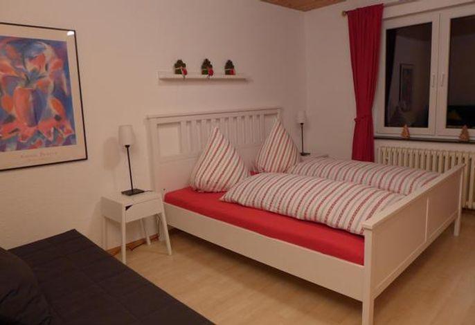 Schlafzimmer 3###br###totale , 2 Einzelbetten