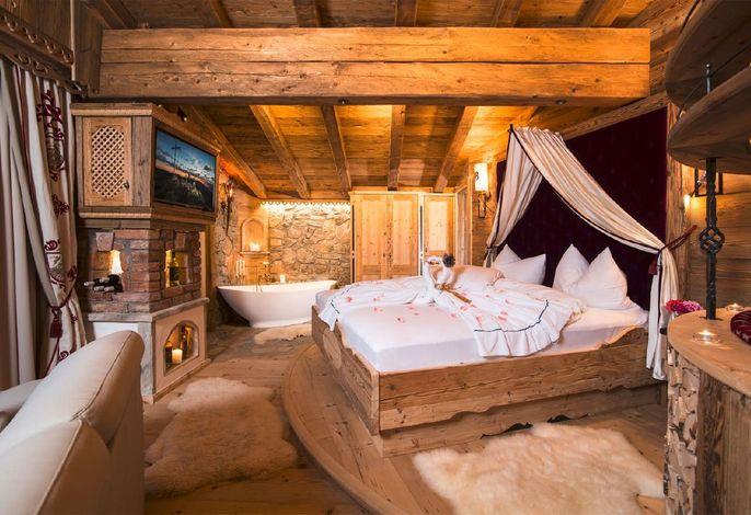 Romantik-Suite für 2 Personen
