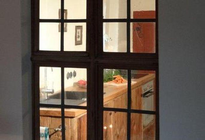 Durchreiche Esszimmer - Küche