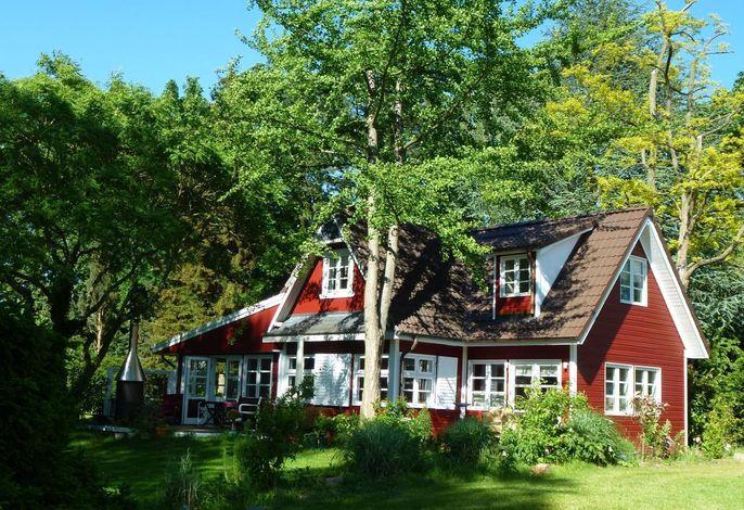Urlaub im exklusiven Schwedenhaus