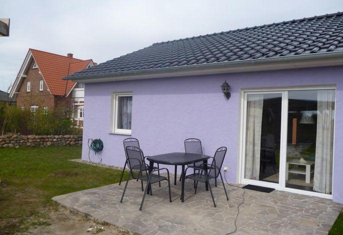 Terrasse Haus Lavendel