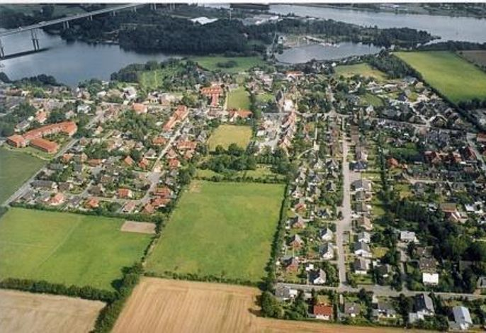 Borgstedt am Nord Ostsee Kanal